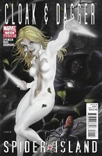 Cloak and Dagger Comic Issue 1 Modern Age First Print 2011 Nick Spencer Rios