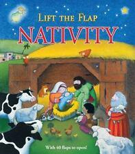 Lift the Flap Nativity, Zobel-Nolan, Allia, Good Book