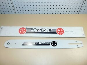Nos-GB-Mini-Cut-Power-Tip-16-034-Chainsaw-Bar-PO16-50CR-077-160-Stens