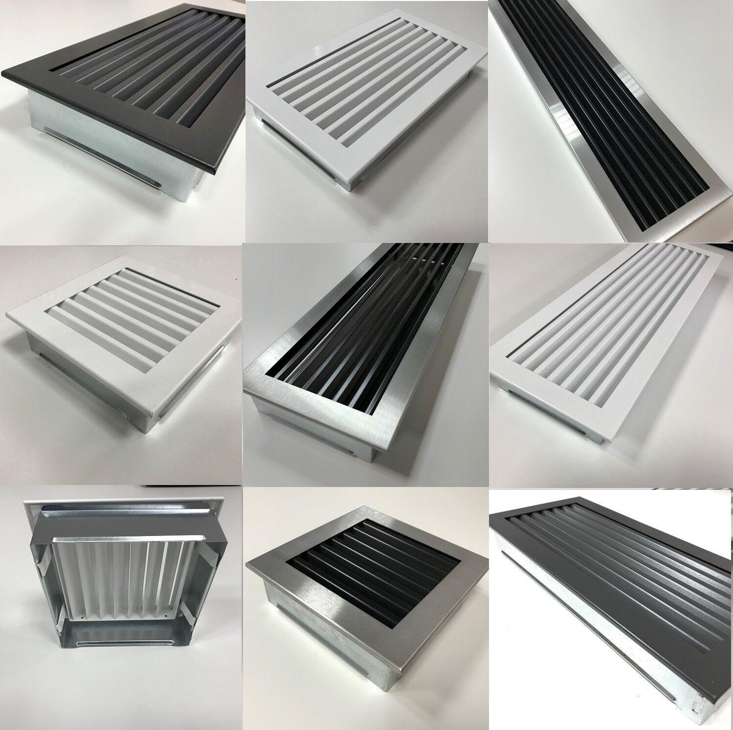 Kamin Lüftungsgitter Luftgitter aus Stahl Ventilation Belüftung-16 Varianten     | Verrückter Preis, Birmingham  | Sehen Sie die Welt aus der Perspektive des Kindes  | Modisch