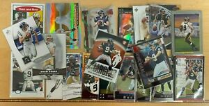 2002-2019 DREW BREES Lot of 20 Football Cards No Duplicates Inserts Base #'d