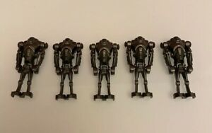 Lego-Star-Wars-Super-Battle-Droids-Minifigures-Lot-of-5