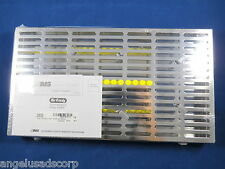 Dental Cassette Oral Surgery 12 Instruments Yellow Imos5 Hu Friedy