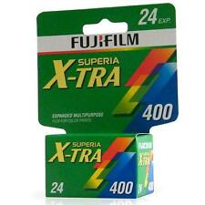 10 Rolls Fuji CH 400 ASA 24 Exposure 35mm Color Film, Carded