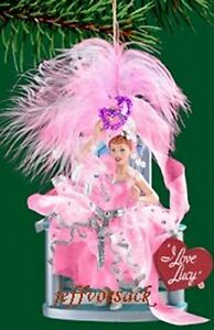 I-Love-Lucy-034-Lucy-gets-in-Pictures-034-Carlton-Cards-ornament-CLEARANCE-SCB