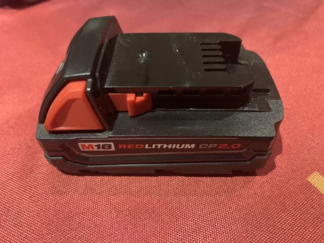 Milwaukee M18 (48-11-1820) - 18V Li-Ion Battery CP2.0 Red Lithium....NEW!!!