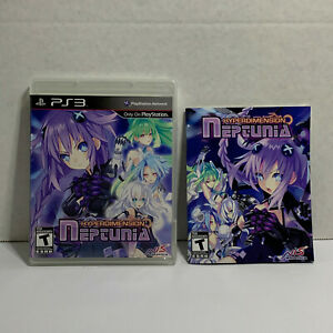 Hyperdimension-Neptunia-Sony-PlayStation-3-2011-COMPLETE-TESTED-amp-CLEANED