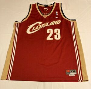 Details about LEBRON JAMES - XXL - Jersey Cleveland Cavaliers NBA Basketball Nike