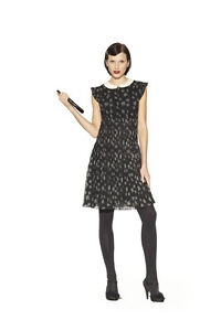 984302ffb3f NEW! Kate Young For Target Peter Pan Collar Dress Star Print Size XS ...