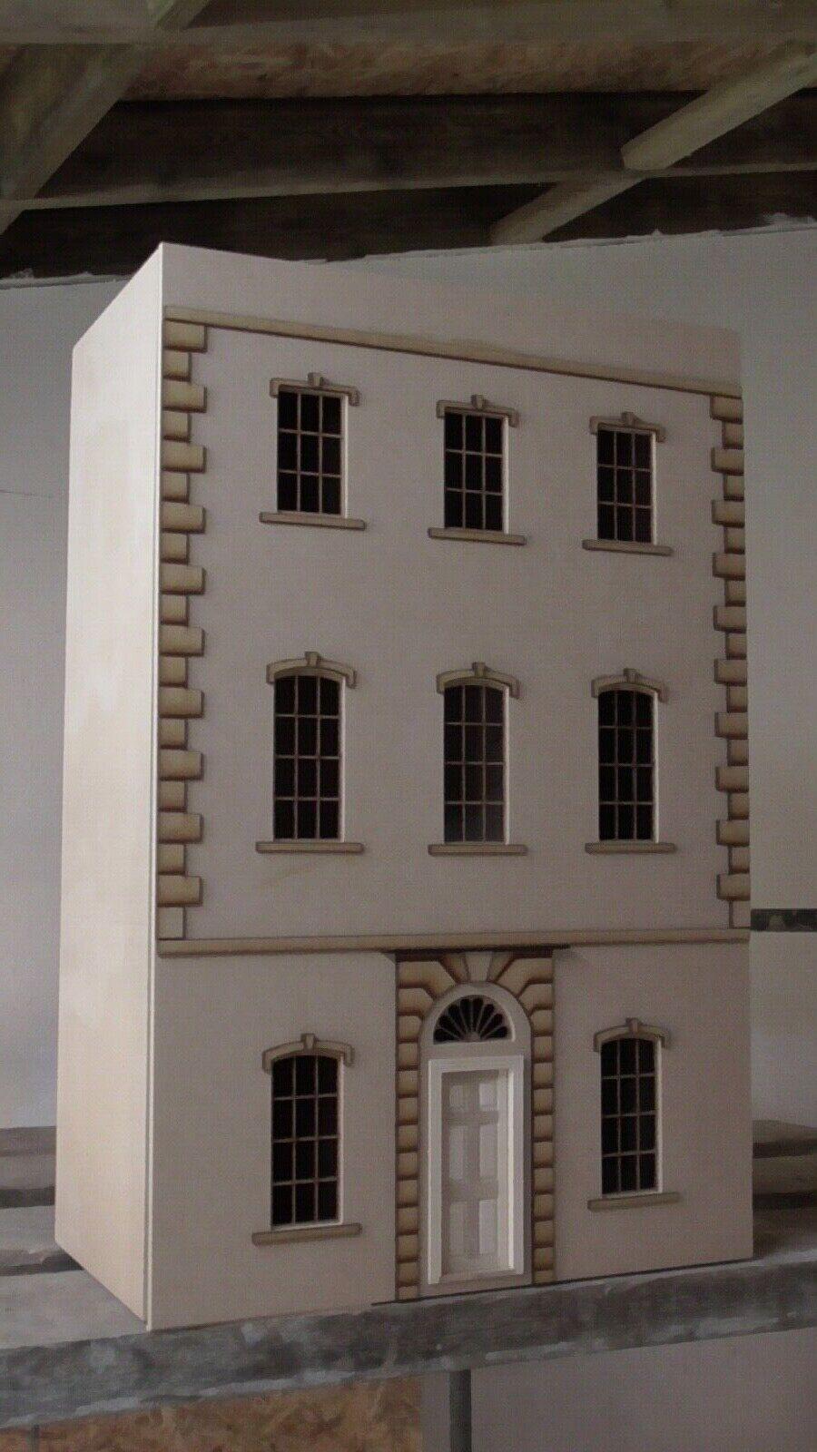Escala 1 12 Casa De Muñecas Devizes House 6 habitaciones Kit por Dhd