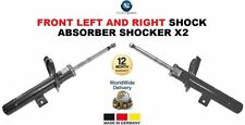 für Peugeot 306 Fließheck ab 1993 VORNE LINKS+rechts Stoßdämpfer Shocker X2