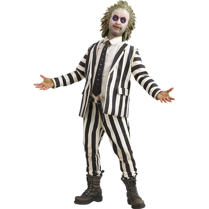 Beetlejuice - Beetlejuice 1/6th Scale Action Figure