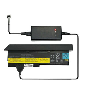 Details about External Laptop Battery Charger for Lenovo ThinkPad T440P  T540P L440 L540 W540