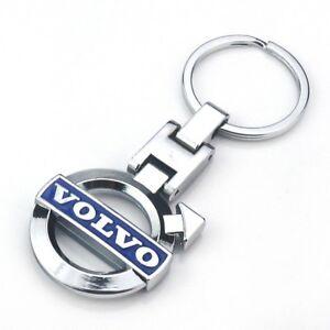 Volvo-Schluesselanhaenger-Schluessel-Schluessel-Anhaenger-Anhaenger-Geschenk-Key