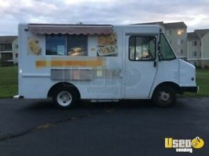 Food Trucks For Sale Near Me >> Chevy Food Truck For Sale In Virginia Ebay
