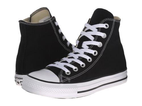 negro blanco Star tenis de deporte Converse All hombre mujer Hi para Tops zapatillas M9160 para qX5IBw