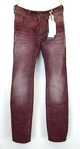 H13) Luxus Designer SCOTCH & SODA Herren Jeans Cordhose Gr.W30 L34 NEU 99,95€