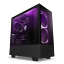 NZXT-H510-Elite-Black-Mid-Tower-w-Tempered-Glass-Window-ARGB-140mm-Fans thumbnail 1