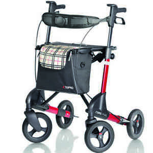 39e902a40c1d50 Image is loading Topro-Troja-2G-Premium-Lightweight-Medium-Rollator-with-