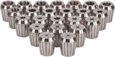 1//8 to 3//4 Inch Capacity R8 Collet Set Increments of 1//8 Inch Lyndex 6 Piece