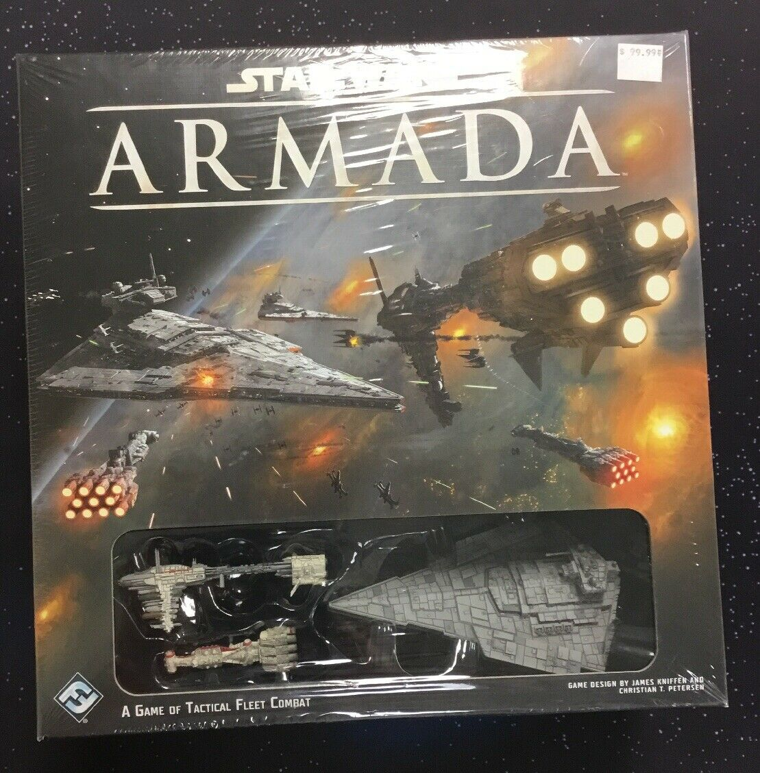 Fantasy Flight Star Wars Wars Wars Armada Core Box (New and Sealed