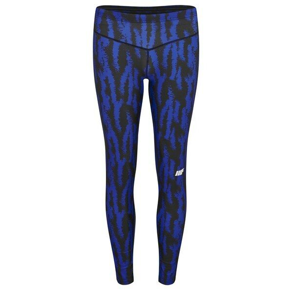 Mypredein Athletic Ladies Leggings XS bluee Structure Fitness Tights Lady