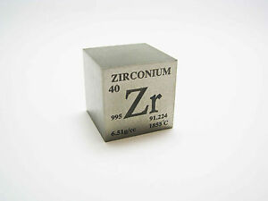 1 inch 254 mm pure zirconium metal element cube periodic table 995 image is loading 1 inch 25 4 mm pure zirconium metal urtaz Image collections