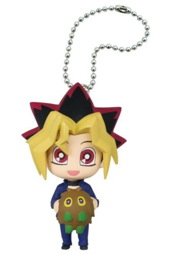 Takara Yu-Gi-Oh! Duel Monsters Key chain mini Deformed Figure Yugi Mutou