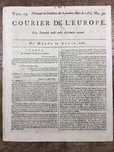 Ginecología 1783 Hotel Dios Batalla Gondelour India Marat Shakespeare Hughes