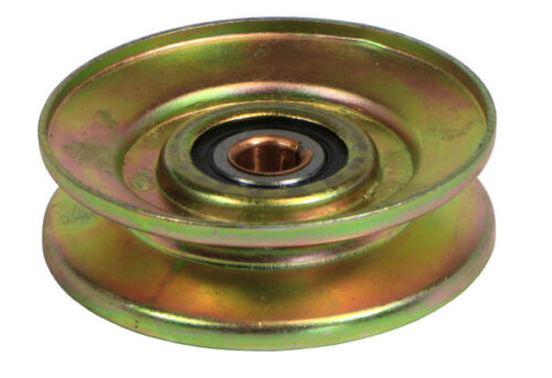 """RanchEx V-Type Idler Pulley 102732 2-5//8/"""" OD 3//8/"""" Bore"""