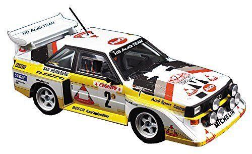 Aoshima Bunka kyouzaisya 1 24 BEEMAX Series No.21 Audi Sports Quattro S1 E2 1986