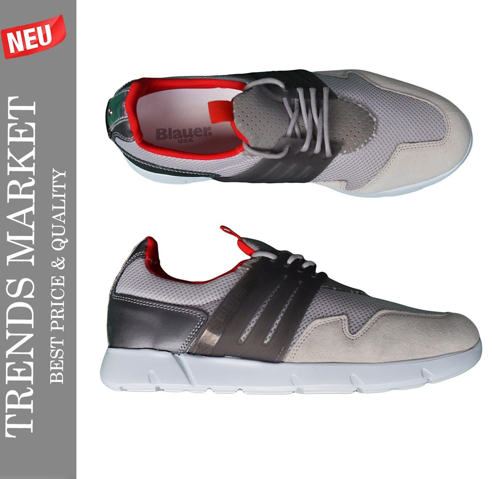 Blauer U.S.A Sneaker. Größe: 42. UVP: 229. Cooler Style. Neu  + RAR