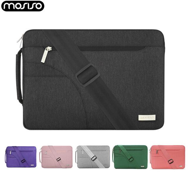 """Laptop Bag Messenger//Shoulder Bag For 12/"""" 13/"""" 14/"""" 15/"""" 15.6/"""" MacBook Air//Pro PC"""