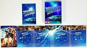 4-Disco-Ultimate-Edicion-Trasera-To-The-Future-Zuruck-en-la-Trilogia-Engl