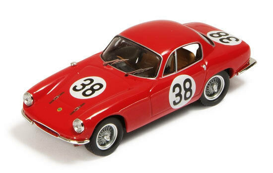 Lotus Elite le mans 1959 Vidilles-Malle  LMC069 1 43 Ixomodels