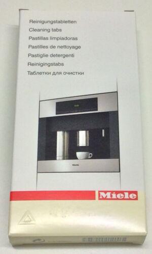 3 x 10 er Pack ORIGINAL MIELE Reinigungstabletten f.Kaffeevollautomaten  30 Tabs