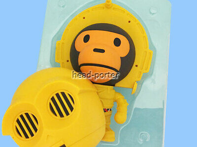 MEDICOM TOY A BATHING APE BAPE BABY MILO STAR WARS C-3PO VINYL COLLECTIBLE DOLL