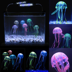 Image Is Loading Nice Beauty Artificial Fake Jellyfish Acaleph Ornament For