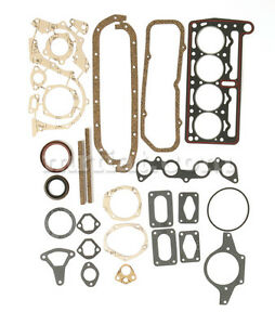 Fiat-850-Coupe-Spider-Engine-Gasket-Set-New