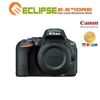 Brand Nikon D5500 24mp Full Hd Body Digital Slr Camera +32gb