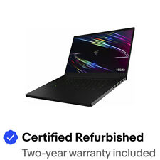 Razer Blade 15 Gaming laptop (Early 2020) - FHD - 144Hz - I7 - RTX 2060 - 512 GB