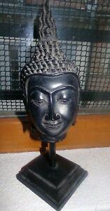 Tete-de-bouddha-sur-pied-26-cm