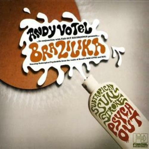 Various Artists : Brazilika Mixed By Andy Votel CD (2008) ***NEW*** Great Value