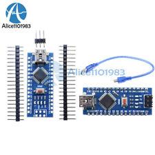 125pcs Nano V30 Atmega328 5v 16m Mini Usb Micro Controller Ch340 For Arduino