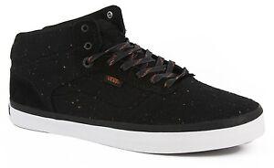 Vans-OTW-Bedford-Wool-Knit-Black-Men-039-s-Skate-Shoe-Size-7-NWB