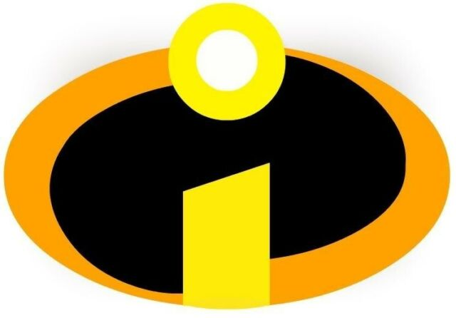 Buy Great Incredibles Logo Fabric T Shirt Iron on Transfer ...