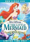 The Little Mermaid (DVD, 2006, 2-Disc Set)