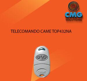 Telecomando-Compatibile-CAME-TOP432NA