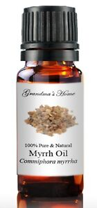 Myrrh Essential Oil - 10 mL 100% Pure and Natural Free Shipping - US Seller