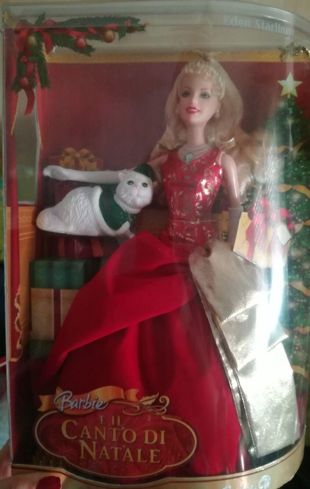 Barbie e  il canto di Natale  100% autentico